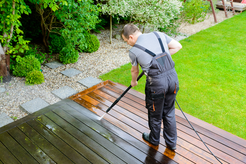 Parts of Your Property You Should Have Power Washed